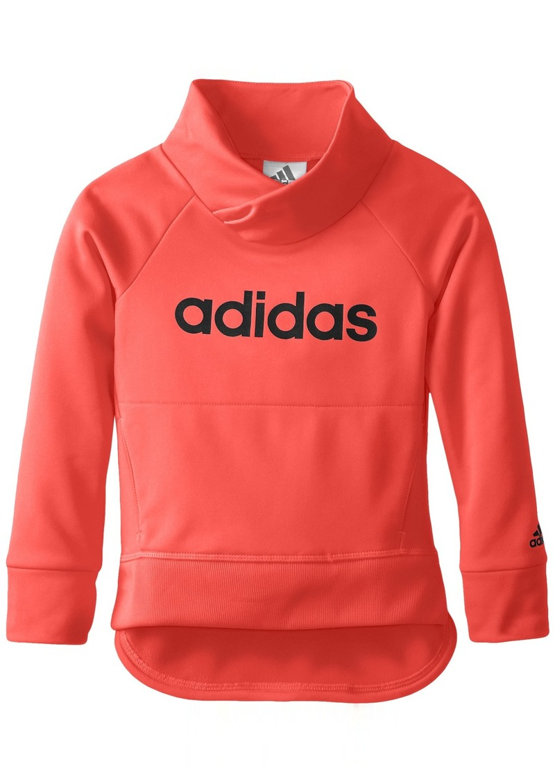 adidas adidas little girls 39 performance pullover. Black Bedroom Furniture Sets. Home Design Ideas