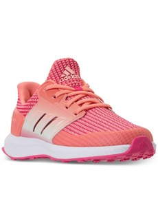 adidas Little Girls' RapidaRun Running Sneakers from Finish Line