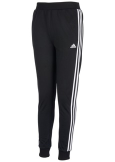 adidas Little Girls Tricot Jogger Pants