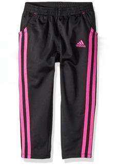 adidas Little Girls' Yrc Warm up Tricot Pant