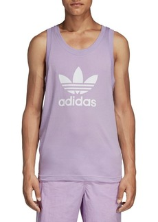 Adidas Logo Cotton Tank Top