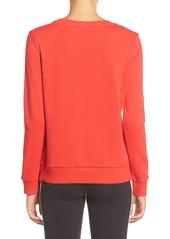 adidas Logo Crewneck Sweater