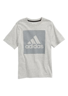 adidas Logo Graphic T-Shirt (Toddler Boys & Little Boys)