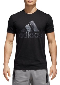 Adidas Logo Performance Tee