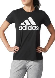 Adidas Logo Short-Sleeve Tee