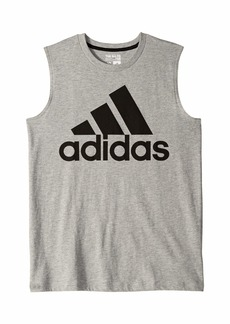 Adidas Logo Tank (Big Kids)
