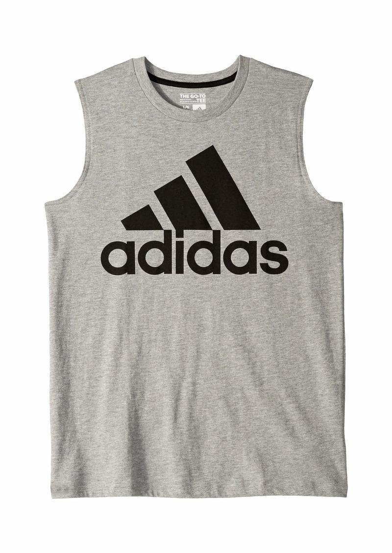 Adidas Logo Tank (Big Kids)