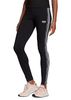 Adidas Logo Tape Stretch Tights