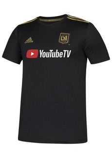adidas Los Angeles Football Club Primary Replica Jersey, Big Boys (8-20)