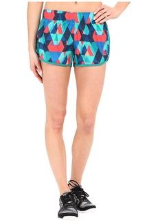 adidas M10 Q1 Woven Graphic Shorts