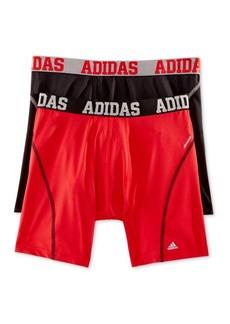 adidas Men's 2 Pack Boxer Briefs