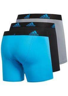 adidas Men's 2-Pk. ClimaLite Boxer Briefs