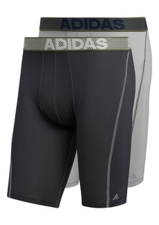 adidas Men's 2-Pk. Sport Performance ClimaCool Midway Briefs