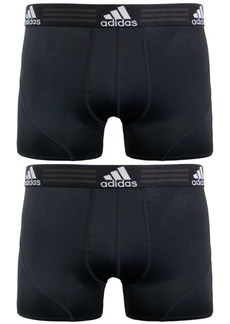 adidas Men's 2-Pk. Sport Performance ClimaLite Trunks
