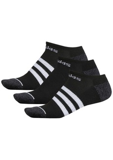 adidas Men's 3-Pk. No-Show Socks