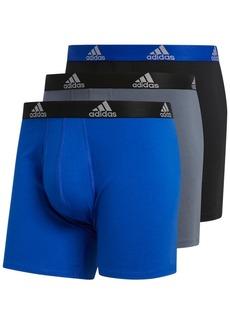 adidas Men's 3-Pk. Stretch Briefs