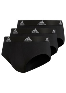 adidas Men's 3-Pk. Stretch Trunks