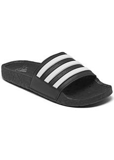 adidas Men's Adilette Boost Slide Sandals from Finish Line