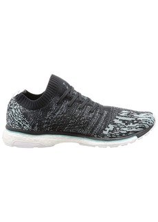 adidas Men's Adizero Ubersonic 3 Running Shoe Carbon Blue Spirit s FTWR White  M US
