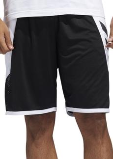 adidas Men's Aeroready Pro Madness Basketball Shorts