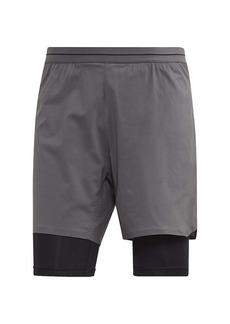 Adidas Men's Agravic 2in1 Short