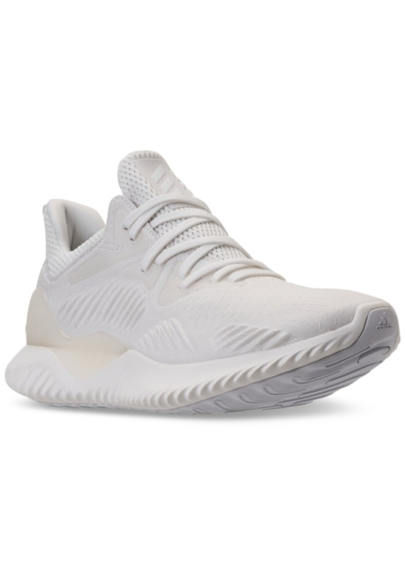 c8598cb25e4a Adidas adidas Men s AlphaBounce Beyond Running Sneakers from Finish ...