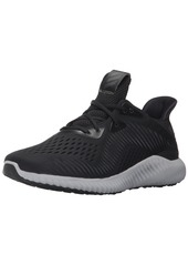 adidas Men's Alphabounce em m Running Shoe White/Utility Black 8.5 Medium US