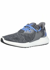 adidas Men's Alphabounce Rc 2 Running Shoe Real Blue/Grey