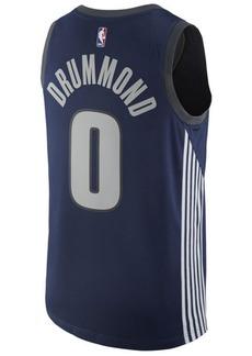 adidas Men's Andre Drummond Detroit Pistons City Swingman Jersey