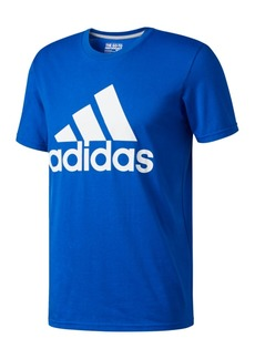 adidas Men's Badge of Sport Classic Logo T-Shirt