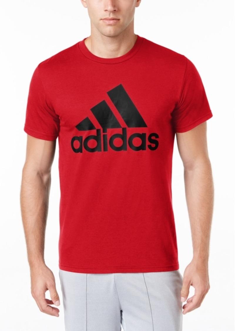 ed6d90905 Adidas adidas Men s Badge of Sport Classic Logo T-Shirt