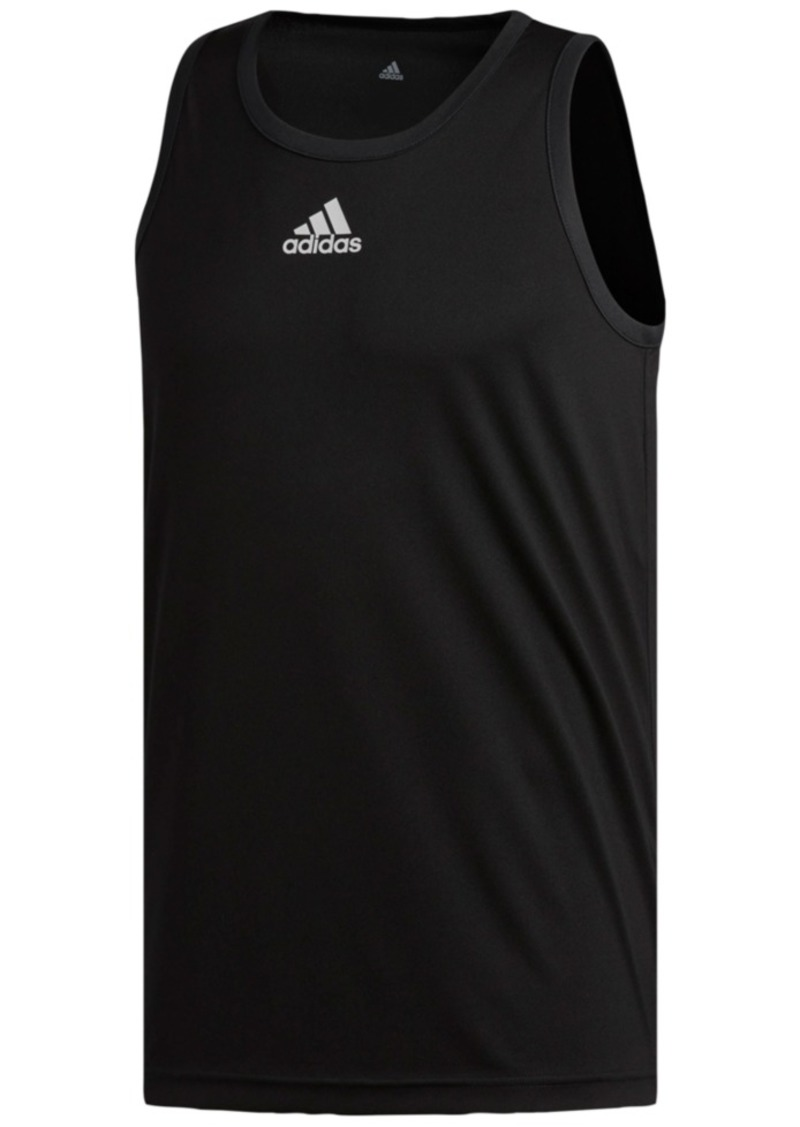 adidas Men's Basketball Tank Top