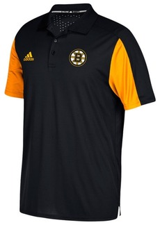 adidas Men's Boston Bruins Authentic Pro Game Day Polo