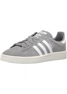 adidas Originals Men's Campus Sneakers Grey Three Chalk White ( M US)