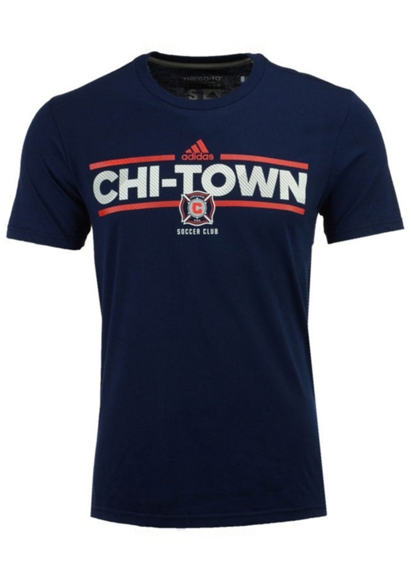 adidas Men's Chicago Fire City Name Performance T-Shirt