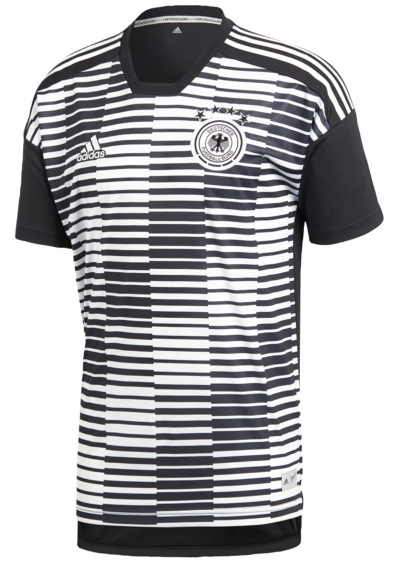 9f4f31de8 Adidas adidas Men s ClimaLite Germany Dfb Printed Soccer Shirt