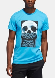 adidas Men's ClimaLite Graphic Basketball T-Shirt