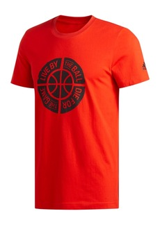 adidas Men's ClimaLite Graphic T-Shirt