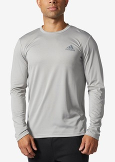 adidas Men's ClimaLite Long-Sleeve T-Shirt