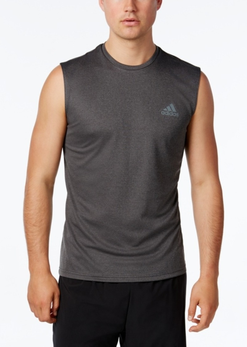 Adidas adidas Men's Climalite Sleeveless T-Shirt | T Shirts - Shop ...