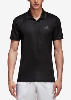 adidas Men's ClimaLite Textured Polo