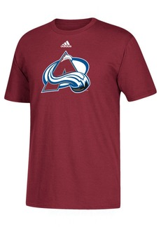 adidas Men's Colorado Avalanche Primary Go To T-Shirt