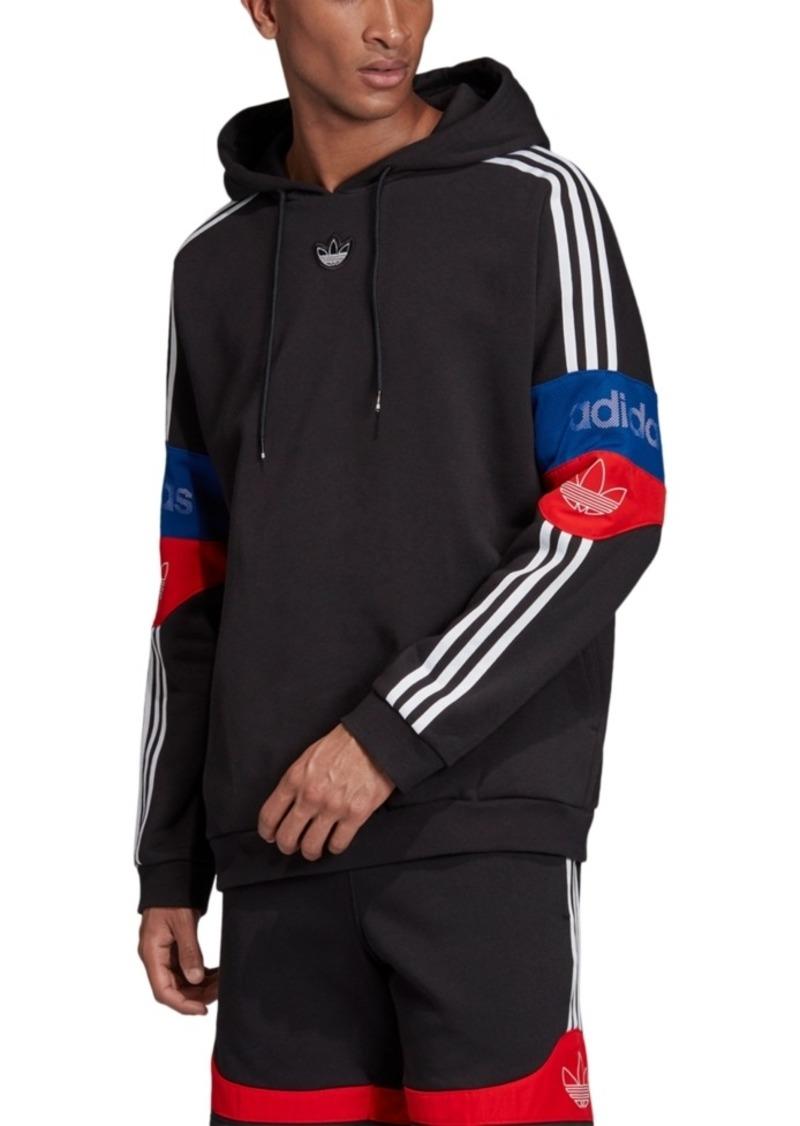 adidas Men's Colorblocked Zip Hoodie
