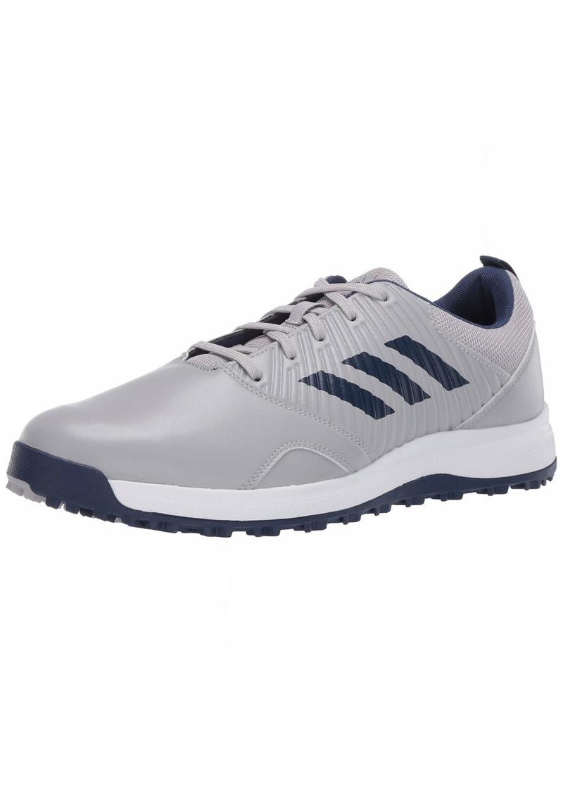 adidas Men's CP Traxion SL Golf Shoe Grey Three/Tech Indigo/tech Indigo  Medium US