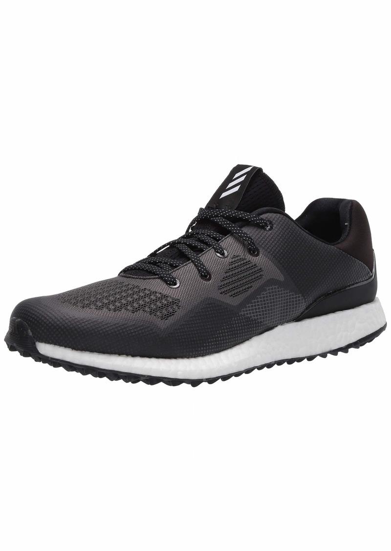 adidas Men's Crossknit DPR Golf Shoe core Black/core Black/Grey Six  Medium US