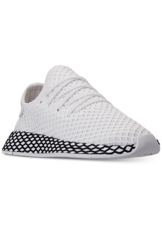 adidas Men's Deerupt Runner Casual Sneakers from Finish Line