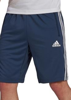 "adidas Men's Designed 2 Move Primeblue 10"" 3-Stripes Shorts"