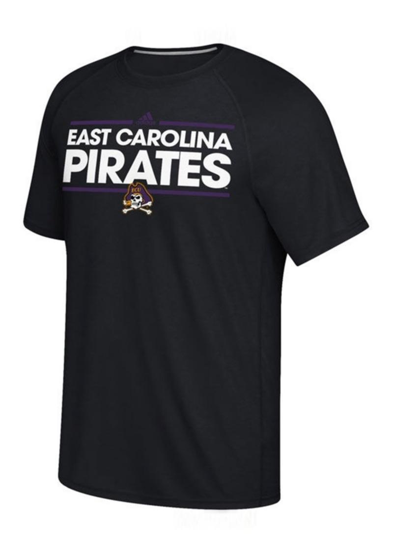 adidas Men's East Carolina Pirates Dassler T-Shirt