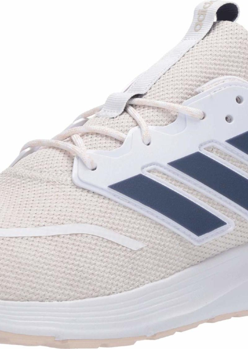 adidas Men's Energyfalcon Sneaker FTWR White/Tech Indigo/Linen  M US