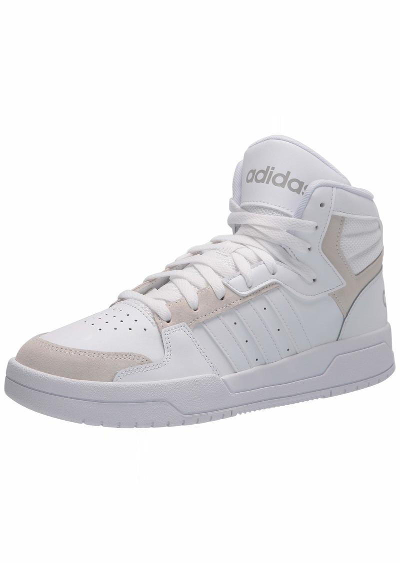 adidas Men's Entrap Mid Basketball Shoe